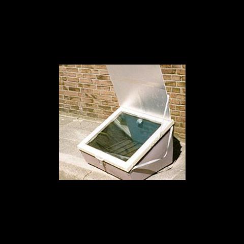 Kuchenka solarna skrzynkowa Dierkx
