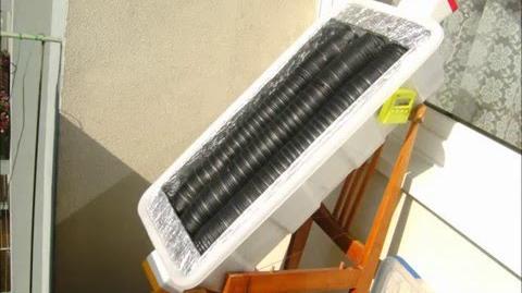 Kolektor solarny powietrzny rurowy TuboCap (slajdy) - Koncept Gotowania Solarnego