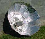 Kuchenka solarna paraboliczna DATS (plany)