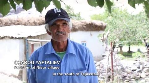 Bartang - the valley of hopes