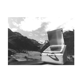 Kuchenka Pil Kaar 2 w Alpach