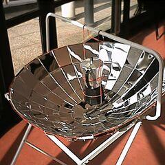 6. Kuchenka paraboliczna