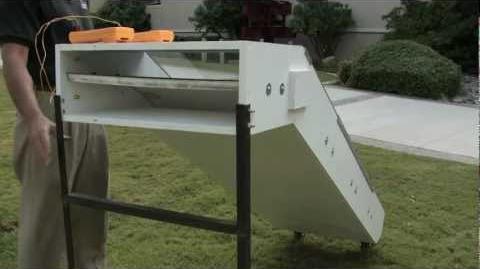 Renewable Energy Solar Air Heater