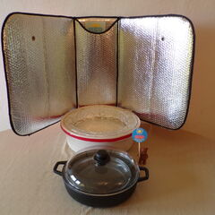 Kuchenka z wyjętym naczyniem
