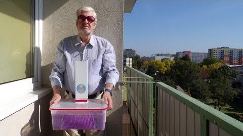 Suszarka solarna SimplaSec Plus (samokonstrukcja)