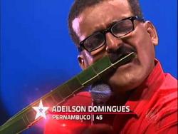 Domingues da Pahla Audition