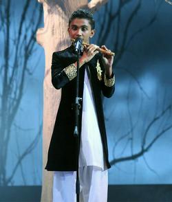 Flautist Suleiman