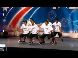 Justice Crew Audition