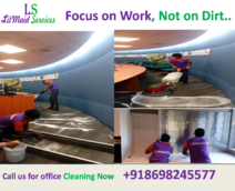 Office cleaning litmaid services pune