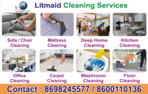 Litmaid cleaning services
