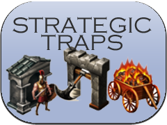 Strategic Traps Title