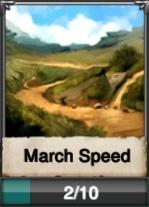 MarchSpeed