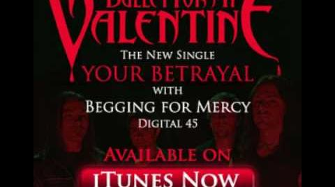 Video Bullet For My Valentine Your Betrayal With Lyrics High