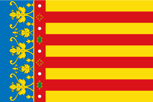 File:Flag of Valencia.png