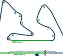 2017 Bahrain Sprint Race