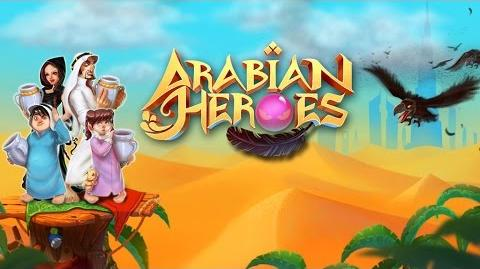 FREE ENGLISH & ARABIC GAME - Arabian Heroes demo-0