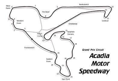 Acadia GP