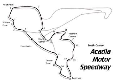 Acadia South