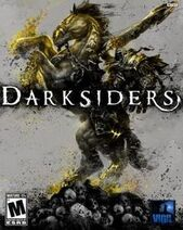 Darksiders Cover