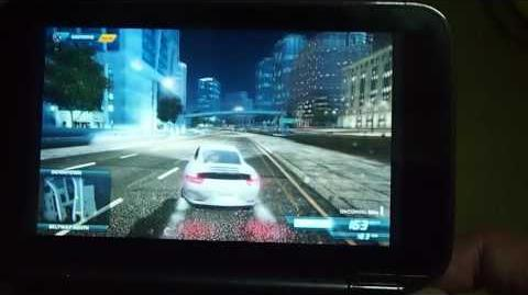 Need for speed most wanted 2012 GPD WIN Console
