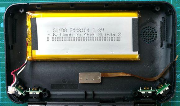 GPD Win Battery Mod Upgrade 12000Mah Latest?cb=20170130144129