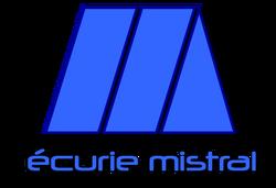 Ecurie Mistral logo