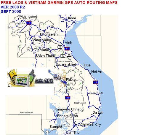 Laos Vietnam 2008 R2
