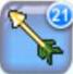 Dull arrow