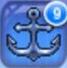 Heavy anchor