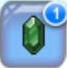 Odd-shaped gem