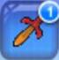 Dagger of famine