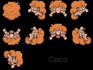Ginger troll hanger