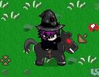 Dark horse (red)