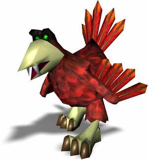 Vampire Chicken