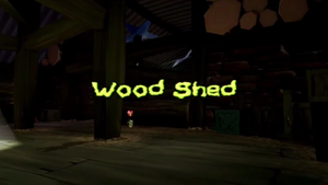 Wood Shed