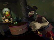 The zombie pirate captain by thenoblepirate-da6w5p1