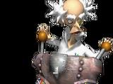 Dr. Krackpot