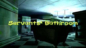 Servantbathroom