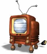 Haunted Television