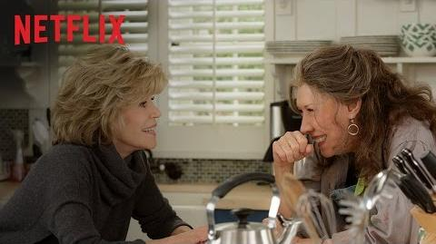 Grace and Frankie Offizieller Trailer