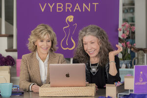 vybrant grace and frankie wiki fandom powered by wikia. Black Bedroom Furniture Sets. Home Design Ideas