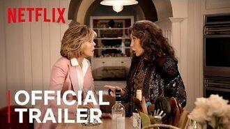 Grace and Frankie Season 6 Official Trailer Netflix