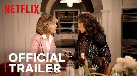 Grace and Frankie Season 6 Official Trailer Netflix