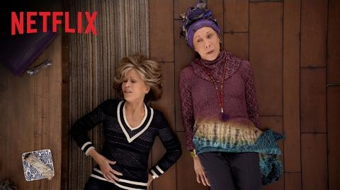 Grace and Frankie Staffel 3 Trailer