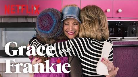 Grace and Frankie - Season 4 Official Trailer HD Netflix