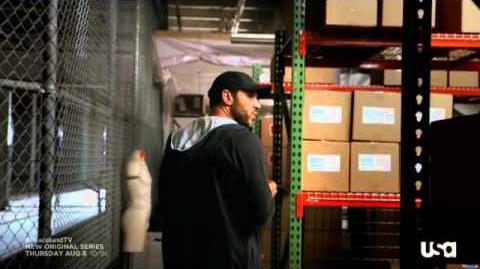 """Graceland, Episode 8 - """"Bag Man,"""" August 8"""