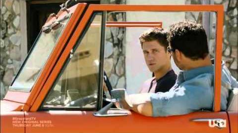 Graceland, New Original Series - Series Premiere Promo