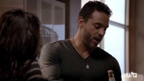 """Graceland, Episode 4 - """"Pizza Box,"""" Briggs's Quarterback Syndrome"""