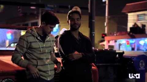 "Graceland, Episode 8 - ""Bag Man,"" Nigerian Two-Step"