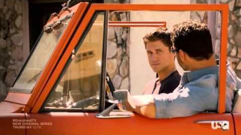 Graceland, Season 1 - Guadalajara Dog Promo